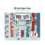 Echo Park - Winter Park Collection - 6 x 6 Paper Pad