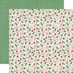 Echo Park - The Wild Life Collection - 12 x 12 Double Sided Paper - Forest Flora