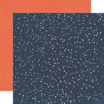 Echo Park - The Wild Life Collection - 12 x 12 Double Sided Paper - Wild Constellations