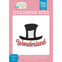 Echo Park - Alice In Wonderland No. 2 Collection - Designer Dies - Wonderland Hat