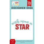 Echo Park - Wish Upon a Star Collection - Designer Dies - Wish Upon a Star