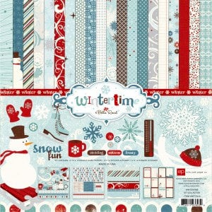 Echo Park - Wintertime Collection - Collection Kit, BRAND NEW - click to enlarge