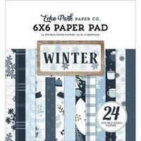 Echo Park - Winter Collection - 6 x 6 Paper Pad