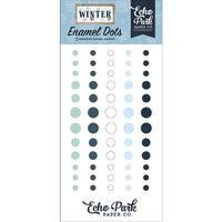 Echo Park - Winter Collection - Enamel Dots