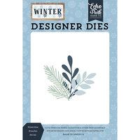 Echo Park - Winter Collection - Designer Dies - Wintertime Branches