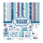 Echo Park - Winter Wishes Collection - 12 x 12 Collection Kit