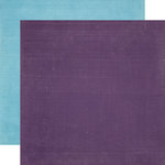 Echo Park - Winter Wishes Collection - 12 x 12 Double Sided Paper - Purple