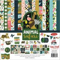 Echo Park - Animal Safari Collection - 12 x 12 Collection Kit
