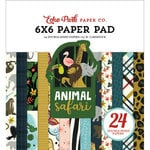 Echo Park - Animal Safari Collection - 6 x 6 Paper Pad