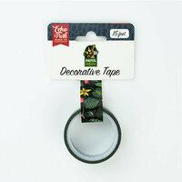 Echo Park - Animal Safari Collection - Decorative Tape - Jungle Palms