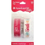 EK Success - American Girl Crafts - Tiny Designs Tape - Logo
