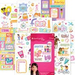 EK Success - American Girl Crafts - Sticker Pad - Girls, CLEARANCE