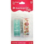EK Success - American Girl Crafts - Tiny Designs Tape - Animals