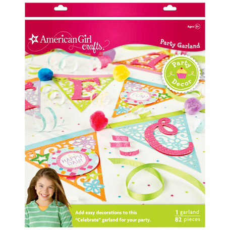 EK Success - American Girl Crafts - Party Collection - Garland