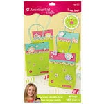 EK Success - American Girl Crafts - Party Collection - Favor Bags and Tags