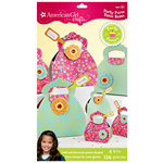EK Success - American Girl Crafts - Party Collection - Purse Favor Boxes