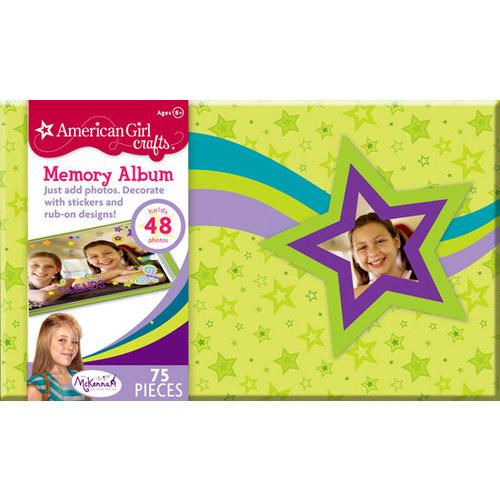 EK Success - American Girl Crafts - Memory Album