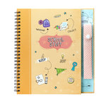 EK Success - American Girl Crafts - Scrap and Stuff Books - School Stuff
