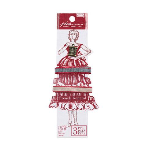 EK Success - Jolee's Boutique - French General Collection - Ribbon - Duet