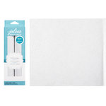EK Success - Jolee's Boutique - Adhesive Glitter Paper - White