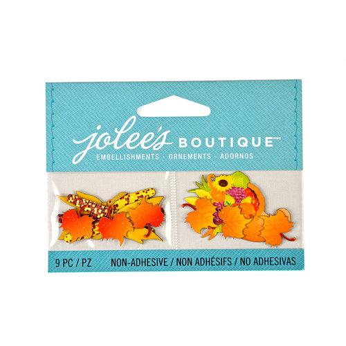 EK Success - Jolee's Boutique - 3D Embellishments - Mini Fall Harvest