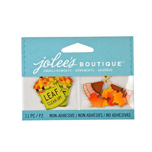 EK Success - Jolee's Boutique - 3D Embellishments - Raking Leaves
