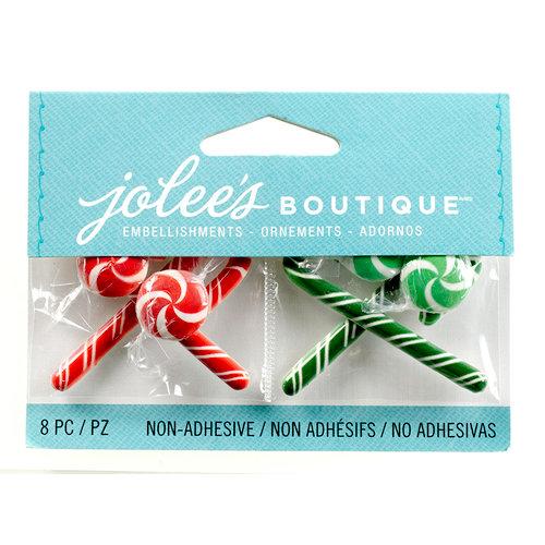 EK Success - Jolee's Boutique - 3D Embellishments - Mini Christmas Candies