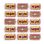 EK Success - Jolee's Boutique - 3 Dimensional Stickers with Foil and Gem Accents - Mom Word Repeats
