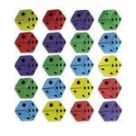 EK Success - Jolee's Boutique - 3 Dimensional Stickers with Foil and Gem Accents - Dice Repeats