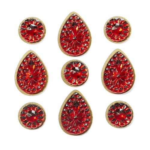 EK Success - Jolee's Boutique - French General Collection - Shaped Gemstones