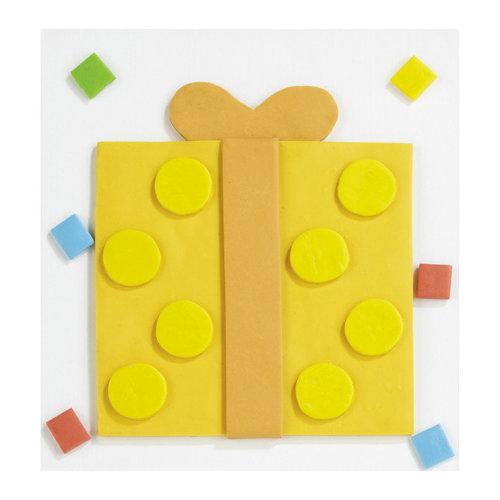 EK Success - Jolee's Boutique - Confections Collection - 3 Dimensional Stickers - Fondant Present