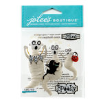 EK Success - Jolee's Boutique - Halloween 2013 Collection - 3D Stickers - Wrapped Ghosts