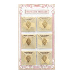 EK Success - Jolee's Boutique - French General Collection - Glassine Envelopes with Seals