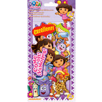 EK Success - Nickelodeon Collection - Chipboard Pieces - Dora Mix