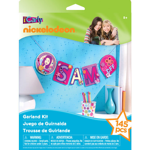 EK Success - Nickelodeon Collection - Garland - iCarly