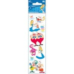 EK Success - Disney Collection - 3 Dimensional Stickers with Varnish Accents - Alice in Wonderland