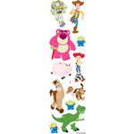 EK Success - Disney Collection - 3 Dimensional Stickers with Varnish Accents - Toy Story 3