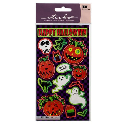 EK Success - Sticko Seasonal Stickers - Ghostly Halloween