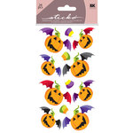 EK Success - Sticko Classic Stickers - Halloween - Flying  Pumpkins