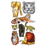 EK Success - Sticko Classic 58 Stickers - Big Cats