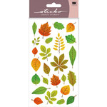 EK Success - Sticko Classic 58 Stickers - Elegant Fall Leaves