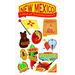 EK Success - Sticko Classic 58 Stickers - New Mexico