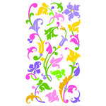 EK Success - Sticko Classic 58 Stickers - Spring Flourishes