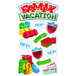 EK Success - Sticko Classic 58 Stickers - Family Vacation