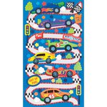 EK Success - Sticko Classic Stickers - Race Car Rama
