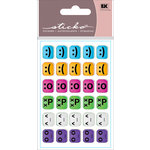 EK Success - Sticko Functionality - 3 Dimensional Stickers - Emoticons