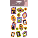 EK Success - Sticko Classic Stickers - Halloween - Halloween Icons