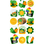 EK Success - Sticko Sparkler Stickers - Irish Seals