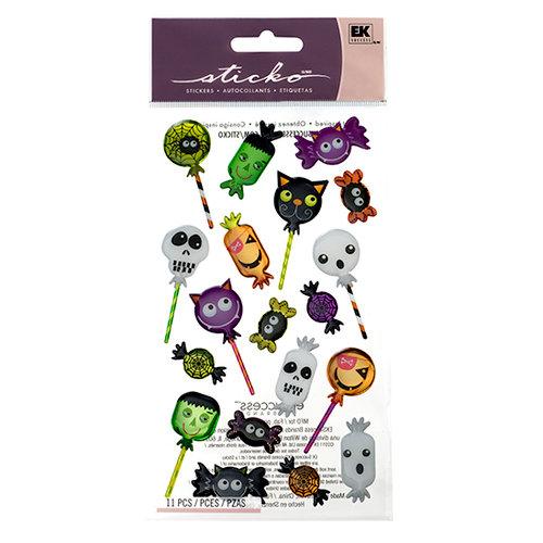 EK Success - Sticko Seasonal Stickers - Halloween Goodies