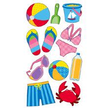 EK Success - Sticko Sparkler Stickers - Summer Fun